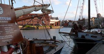 Baltic Sail dzień pierwszy - nasz wysłannik Marek Zwierz relacjonuje