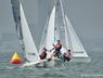 Klasa 505 wystartowaa na regatach w Gdyni, fot. Dariusz Kilanowski