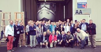 Jubileuszowy Kongres ICOMIA - co nowego w przemyśle jachtowym?