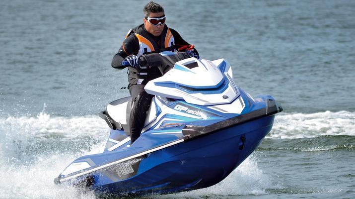 Skutery wodne Yamaha: mocna odpowiedź z Japonii