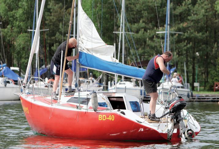 Warto się zastanowić jak wyposażyć jacht