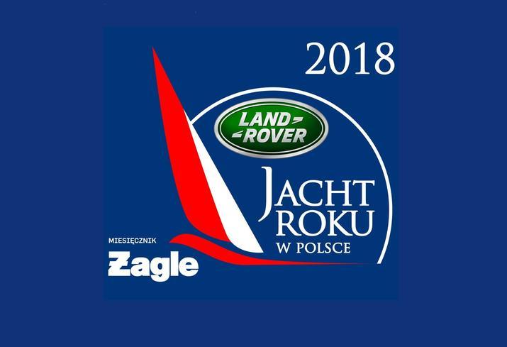 Logo Land Rover Jacht Roku